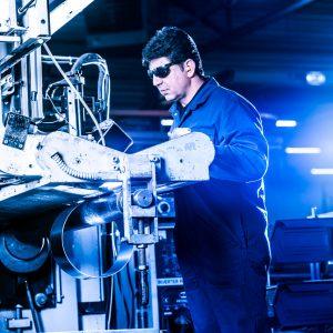 Brink Industrial langsnaadlassen