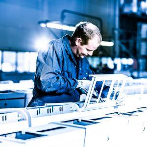 Assembleren en inpakken Brink Industrial